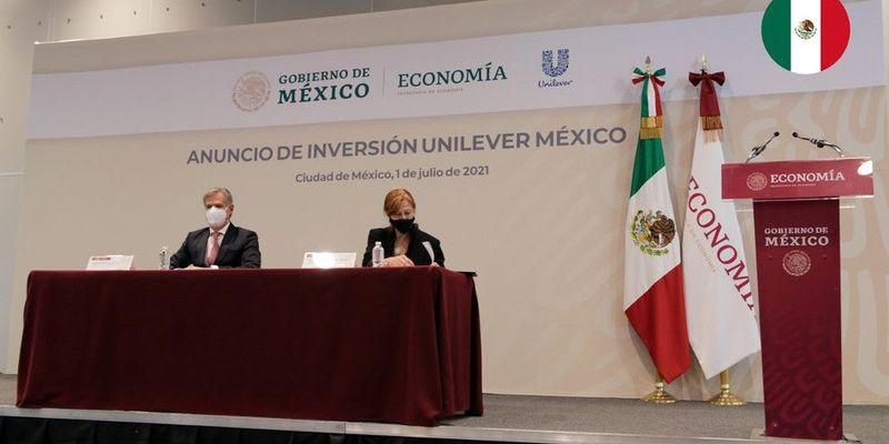 Annuncio de inversion unilever mexico