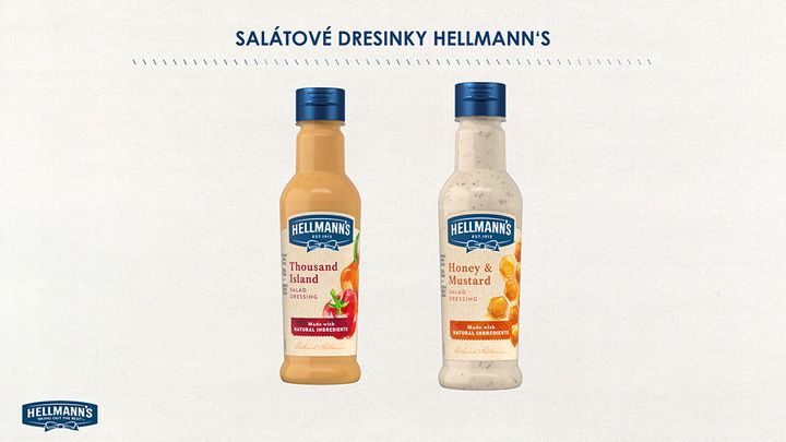 Hellmann's dressings