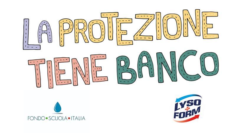 Logo Lysoform la protezione tiene banco