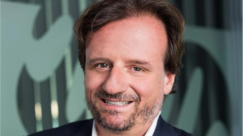 Az Unilever Magyarország ügyvezetője, Alberto Di-Le