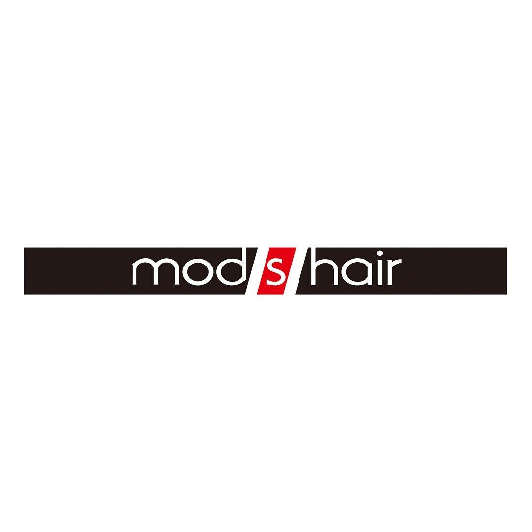 モッズヘアのロゴ