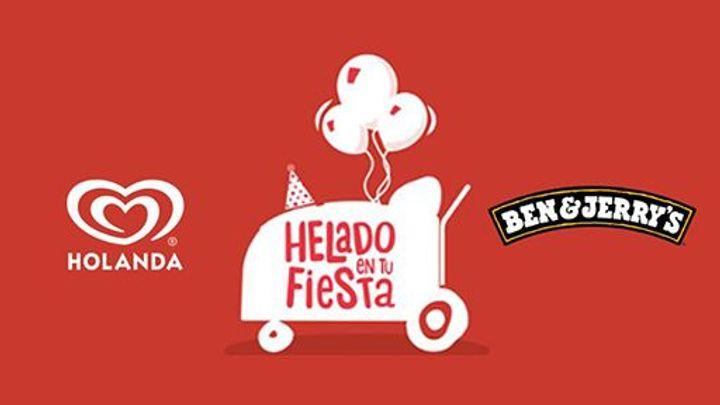 Promo Holanda & Ben&Jerry