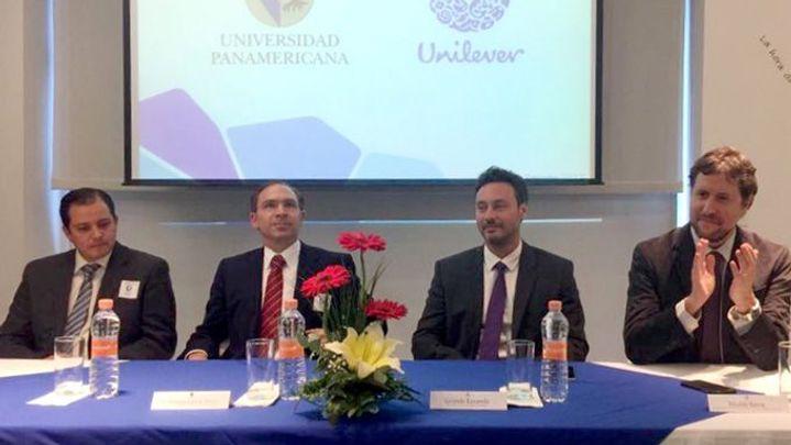Unilever y la Universidad Panamericana firman un convenio de colaboración