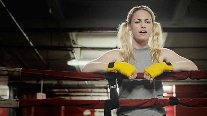 Boxer Heather fights for women empowerment