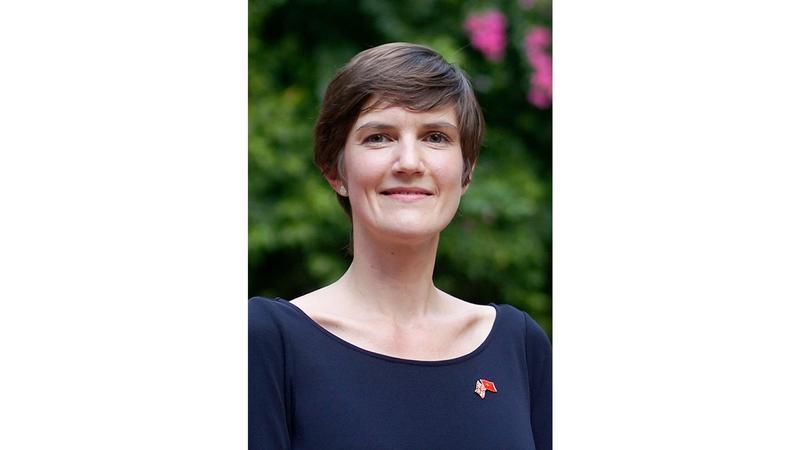 Bà Emily Hamblin – Lãnh sự quán Vương quốc Anh tại Việt Nam