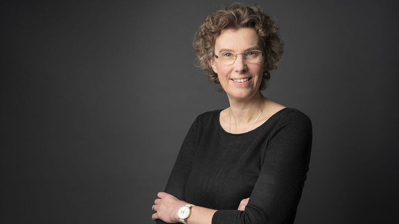 Feature image - Carla Hilhorst, Executive Vice President of Unilever Foods and Refreshment R&D