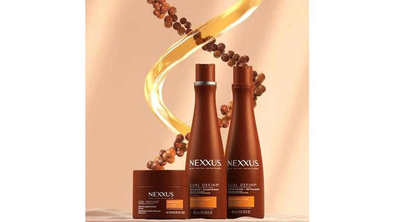 Products from the Nexxus Curl Define Range