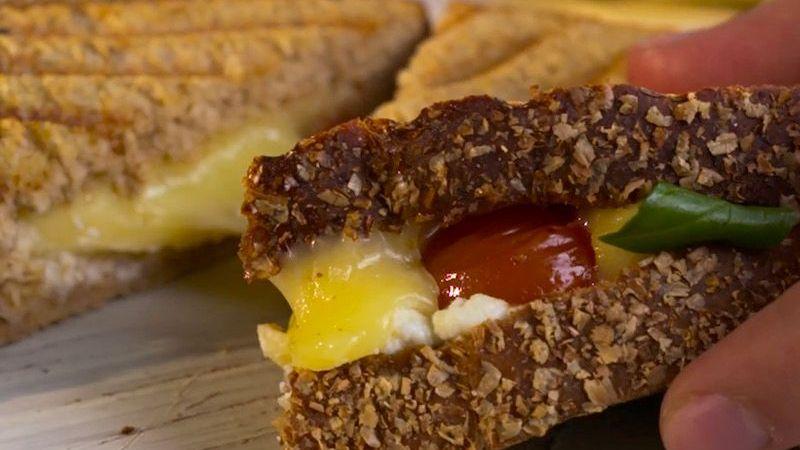 Sandwiche Capresse - Margarinas