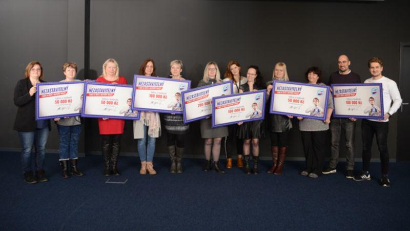 schools prize winners
