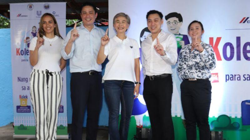 Kolek Kilo Kita para sa Walastik na Maynila