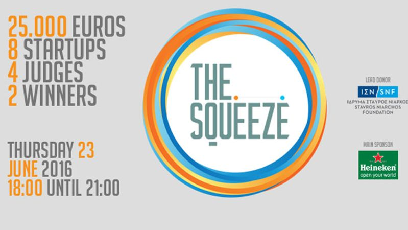 orange grove. The Squeeze is coming back once more. 23 June