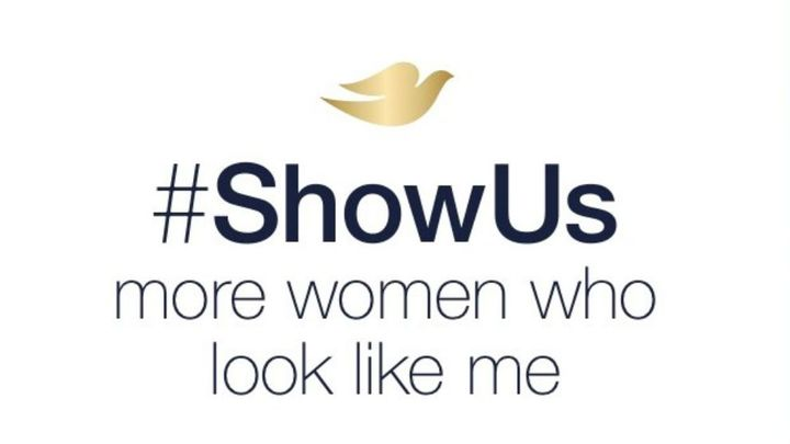 Dove shows us more women who look like me logo