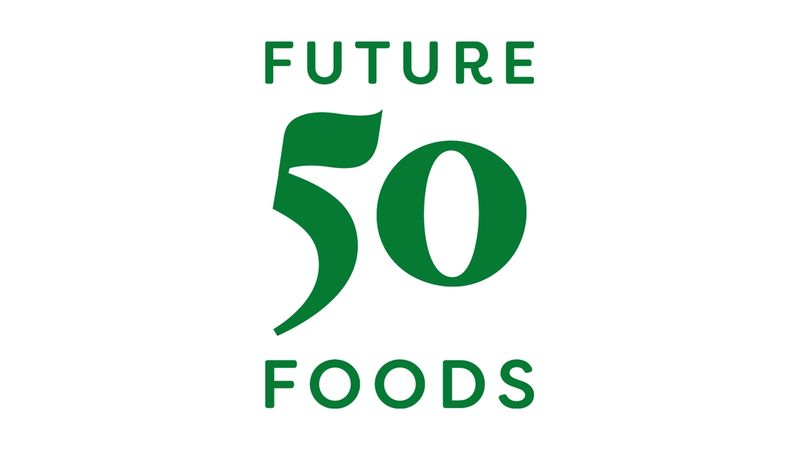 Knorr's Future 50 Foods logo in green