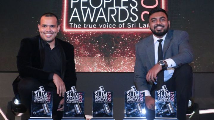 Unilever chosen by Sri Lankan consumers at SLIM-Nielsen Peoples Awards 2021