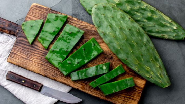 50 foods to save the world- cactus