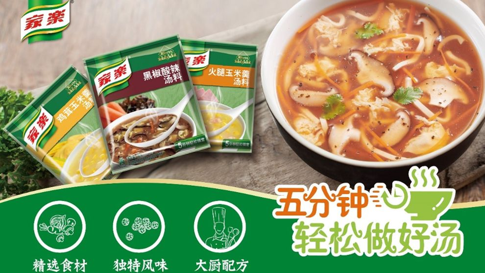 Knorr feature 5 - China