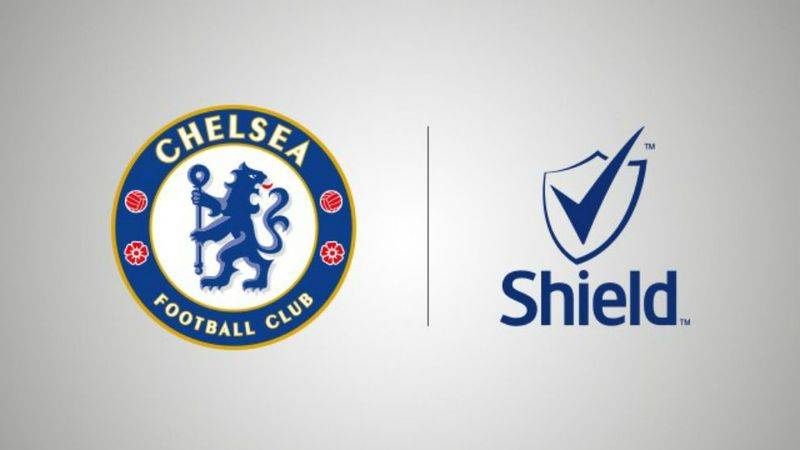 South Africa blues partner with shield