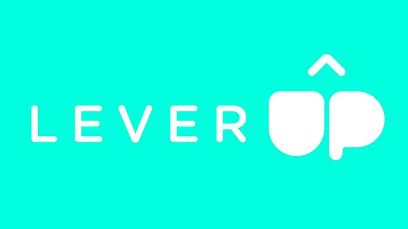 lever up logo