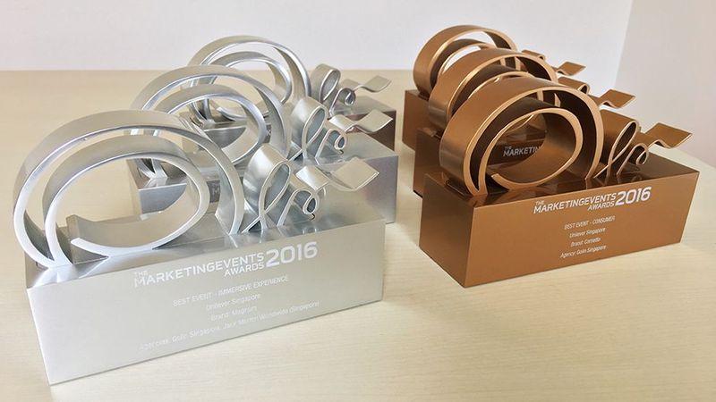 SGP Marketing events awards 2016 2