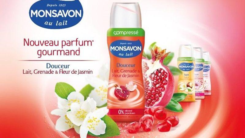 nouveau parfum monsavon
