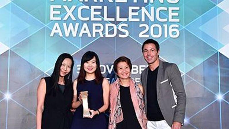 Singapore Marketing Excellence Awards 2016 041116