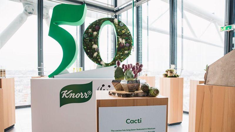 Knorr future food event