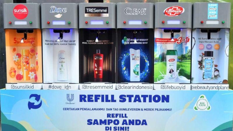 FID - Reuse. Refill. Rethink. Our progress towards a packaging revolution