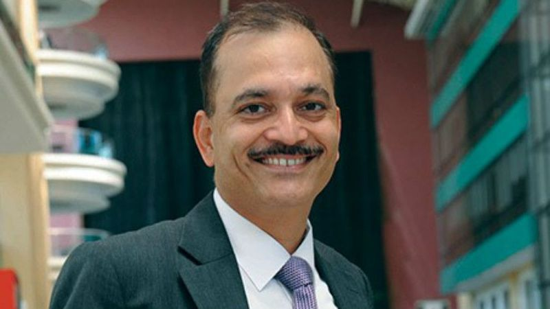 Nitin Paranjpe President of Unilever Home Care