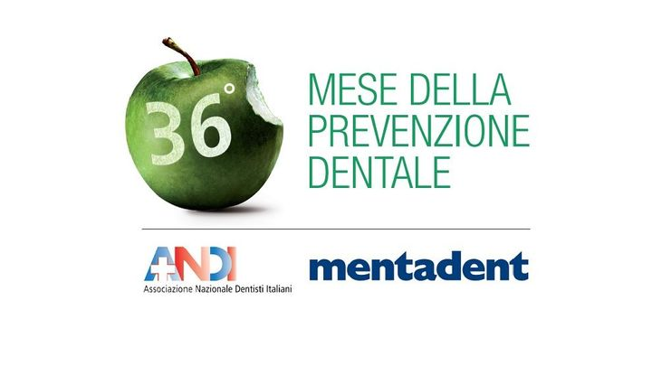 logo mese prevenzione dentale mentadent