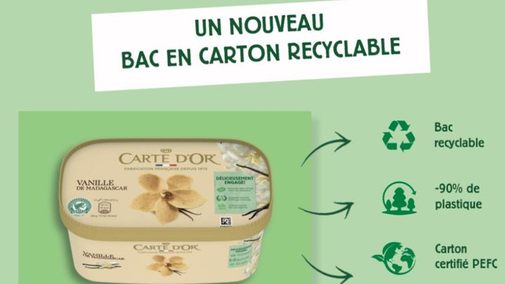 carte dor image with green background