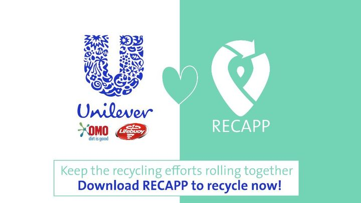 Unilever Gulf supports free door-to-door recycling in Abu Dhabi.