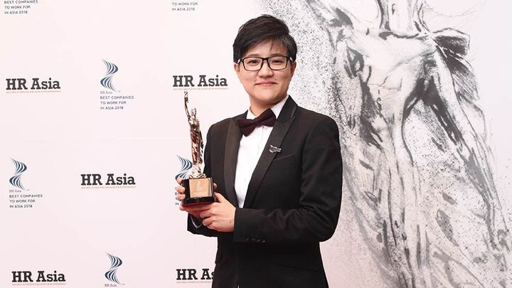 Award for HR Asia as Best Companies to Work for in Asia 2018