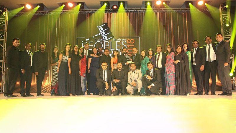 SLIM Nielsen Peoples Awards group photo