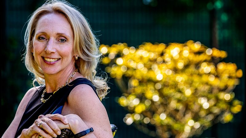 Feature image - Hanneke Faber, President of Foods & Refreshment