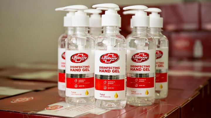 Παγκόσμια Ημέρα Υγιεινής των Χεριών. Το Lifebuoy Νο 1 μάρκα σαπουνιού υγιεινής στον κόσμο προσέφερε ποσότητες προϊόντων.