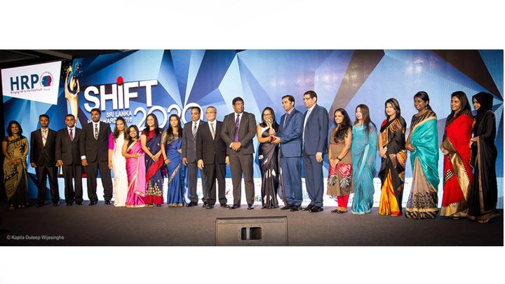 SHIFT 2020 - Sri Lanka HCM Awards