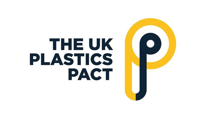 The UK Plastics Pact logo
