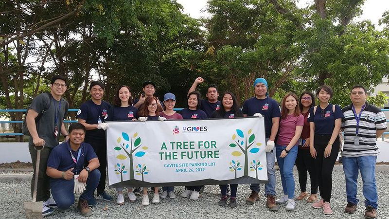 a tree for the future