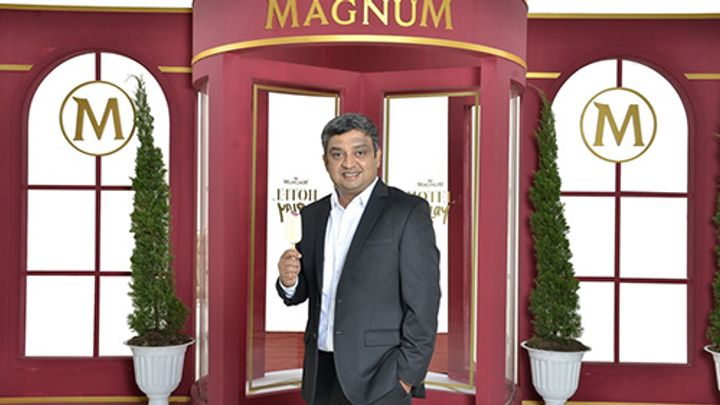Magnum Red Velvet Launched