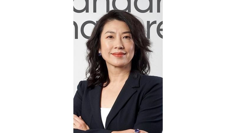 Bà Michele Wee –Ngân hàng Standard Chartered Việt Nam