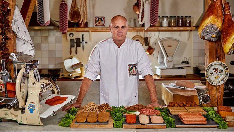 Jaap Korteweg, founder of The Vegetarian Butcher