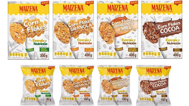 Cereales Maizena
