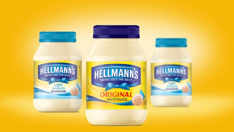 South Africa Product hero Hellmanns
