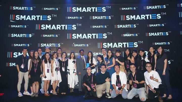 MMA Smarties Awards 1