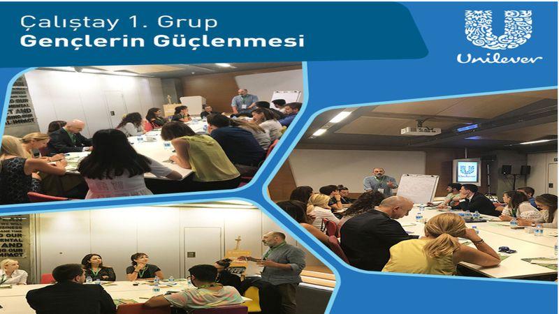 Çalıştay 1. grup - Gençlerin güçlenmesi
