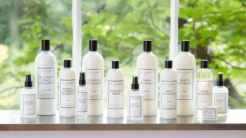 Laundress products display