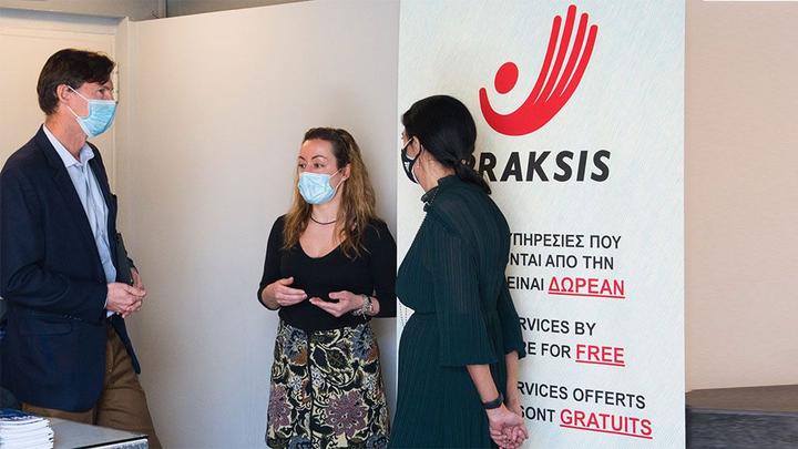 H Unilever στηρίζει για 2η χρονιά το Κοινωνικό Οδοντιατρείο της PRAKSIS.