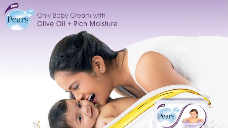 Pears Soap ad image