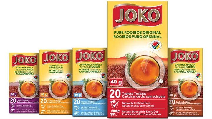 Joko Rooibos packshot