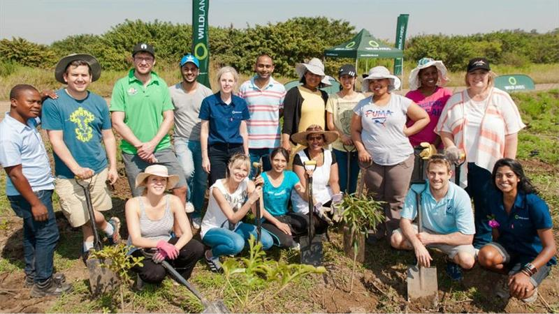 The Wildlands' 'Trees for Life' project